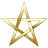 A five pointed star