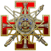 The Inspector General Honorary emblem