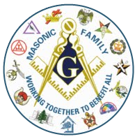 Emblems of Masonic groups